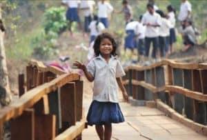 Voluntour Cambodia project
